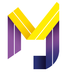 vmjc logo - colour - just the m